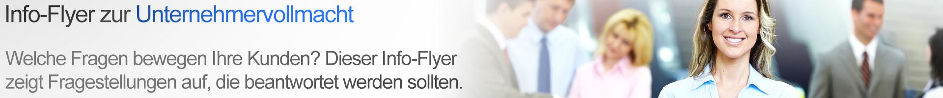 Banner_Flyer-Unternehmervollmacht