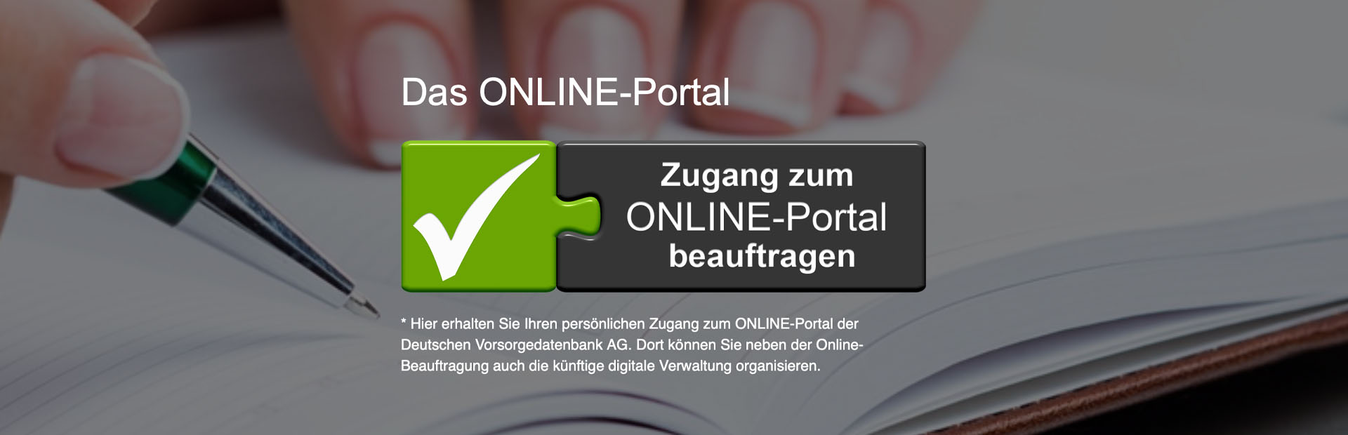 Das Online-PREMIUM-Portal